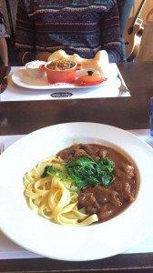 Repas à Naarden