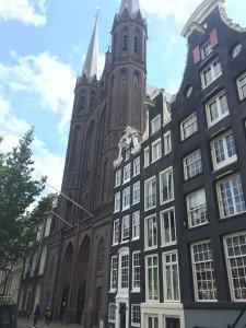 Cathédrale Amsterdam