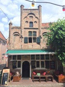 Le plus vieux bar de la ville